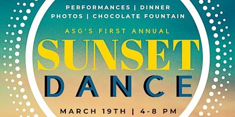 Sunset Dance tickets