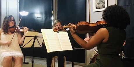 An American Dream: Chamber music inspired by the new world tickets
