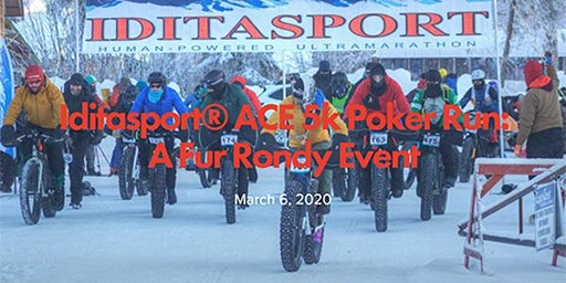 Iditasport® A.C.E. Poker Run