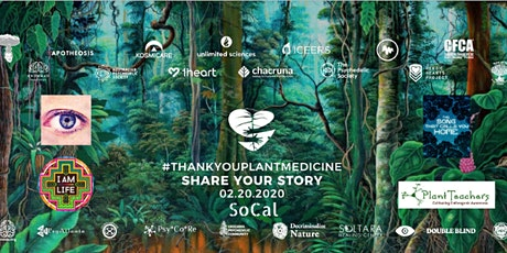 Thank You Plant Medicine: An Evening of Psychedelic Storytelling tickets
