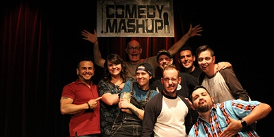 Comedy Mashup – March!