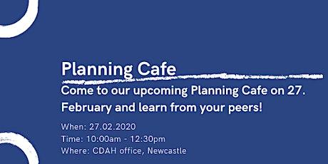 Planning Cafe - Back 2 Basics tickets