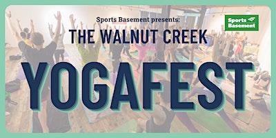 YogaFest Sports Basement, Walnut Creek