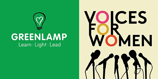 Voices for Women - GreenLamp Fundraising Dinner at the Widder