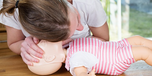 Friends & Family CPR Class for Infant/Child - Jun. 08, 2020