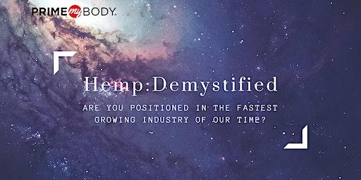 Hemp: Demystified