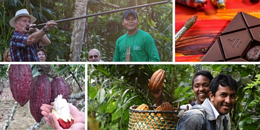 Ecuador Chocolate Expedition at Elsom Cellars Winery
