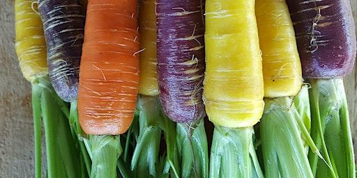 ORGANIC GARDENING -- EAT FROM YOUR GARDEN YEAR-ROUND