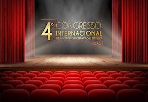 4º CONGRESSO INTERNACIONAL DE MICROPIGMENTAÇÃO E BELEZA