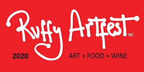Ruffy Artfest 2020 tickets