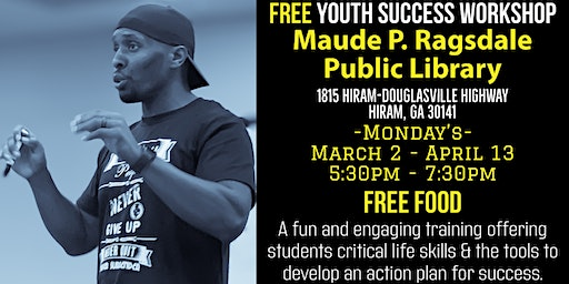 Free Youth Success Workshop (Monday's)
