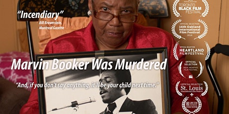 Film Screening and Q&A: Marvin Booker was Murdered tickets