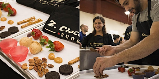 Chocolate Candy Making Experience - Z. Cioccolato