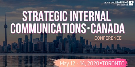 Strategic Internal Communications Canada tickets