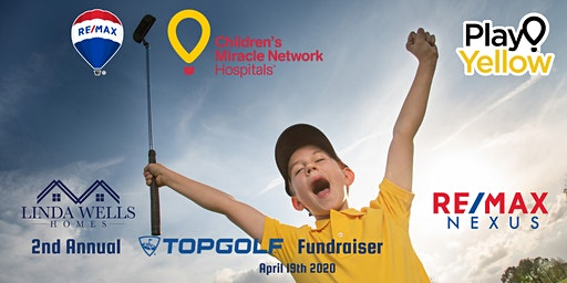 2nd Annual Topgolf Fundraiser for Childrens Miracle Network
