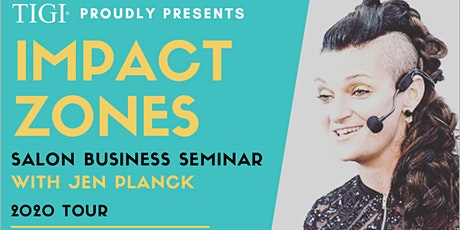 Business Seminar with Jen Planck SYDNEY tickets