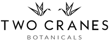 Two Cranes Botanicals logo