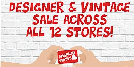 Mission Mates Designer Sale Day  tickets