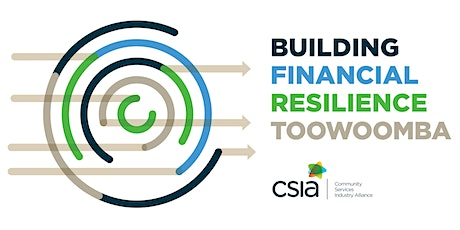 Building Financial Resilience Toowoomba tickets