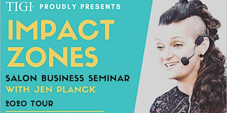 Business Seminar with Jen Planck CANBERRA tickets