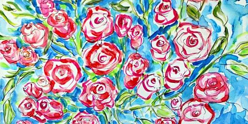 Valentine Florals by Andrea de Kerpely-Zak