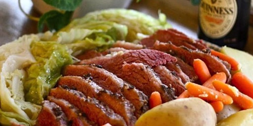 Mt. Moriah's Annual Corned Beef & Cabbage Dinner w/ Attic Auction