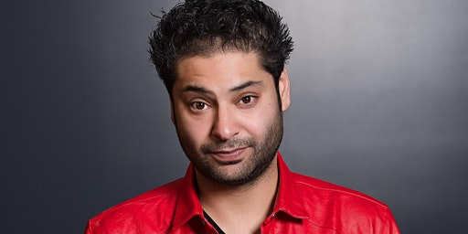 March Fremont Comedy Bash with Kabir Kabeezy Singh Starring Sam Bam