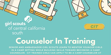 Counselor-In-Training (CIT) - Fresno County tickets