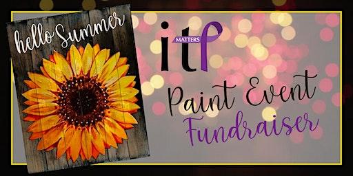 ITP Awareness Paint Fundraiser