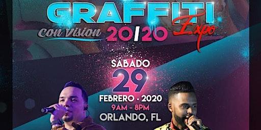 Graffiti Expo - Vision 2020
