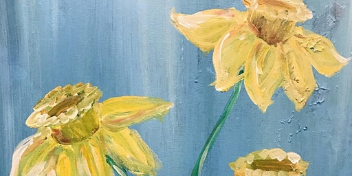 Spring Has Sprung - Let's Paint!