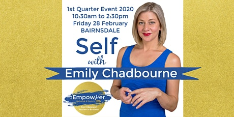 'SELF' With Emily Chadbourne tickets