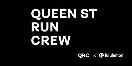 Queen St Run Crew X lululemon tickets