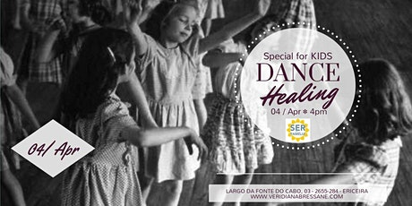 Dance Healing for Kids bilhetes