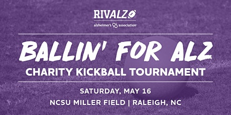 Ballin' for Alz Charity Kickball Tournament tickets