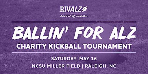 Ballin' for Alz Charity Kickball Tournament