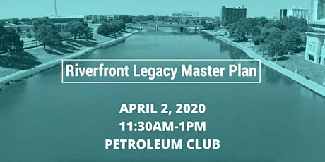 IFMA Wichita April 2020 - Riverfront Legacy Master Plan  tickets