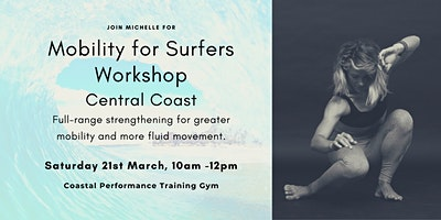 Mobility for Surfers Workshop Central Coast