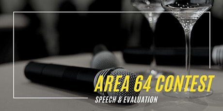 Area 64 Internation & Evaluation Contest 2020 tickets