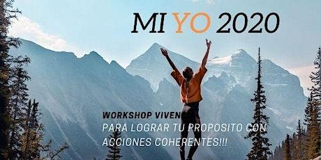 """Mi """"YO"""" 2020 - Nuevamente boletos"""