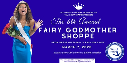 6th Annual Fairy Godmother Shoppe