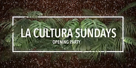 Coltura Sundays at La Otra tickets