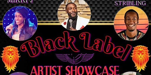 Black Label Comedy