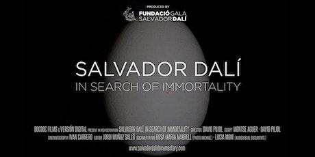 Salvador Dali: In Search Of Immortality  - Encore - Tue 10th March - Sydney tickets