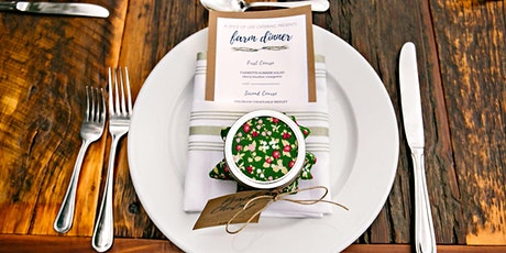 A Spice of Life Farm Dinner tickets