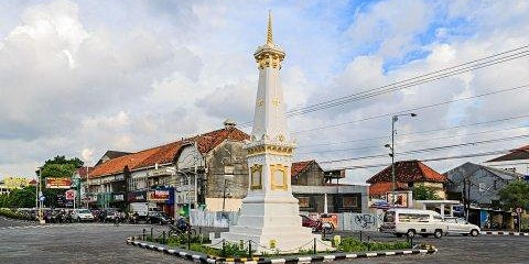 YOGYAKARTA 2D 1N TRIP FOR 4 PEOPLE - 1 ticket for 4 people