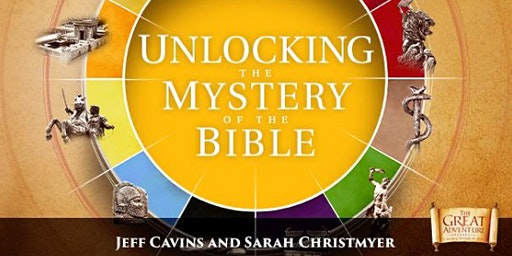 'Unlocking the Mystery of the Bible' study at Holy Spirit, North Ryde