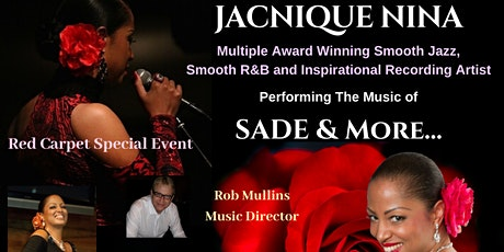 JACNIQUE NINA Live In Concert Celebrating The Music of SADE and More... tickets
