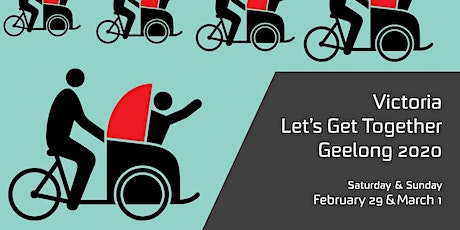 Cycling Without Age Australia:Victoria - Let's Get Together tickets