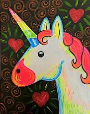 Magical Unicorn PAINT N' SIP! tickets